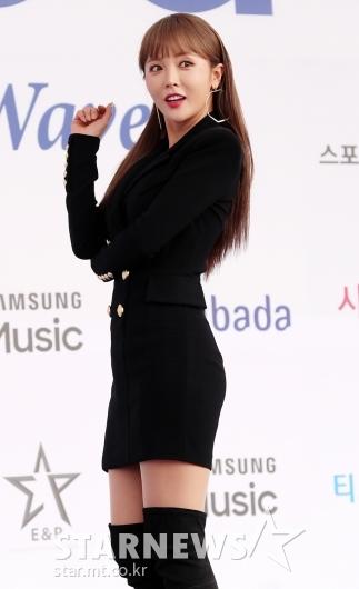 [★포토]홍진영, '포즈 장인'