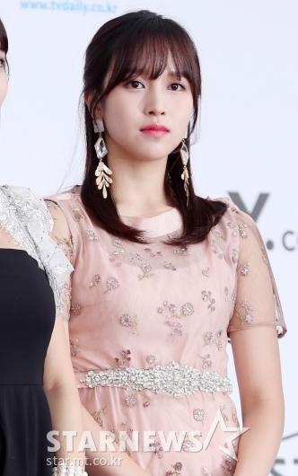 [★포토]미나, '고급진 미모'