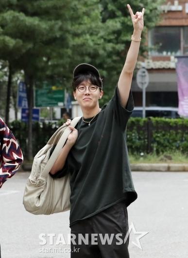 [★포토]제이홉, '내가 왔다!'