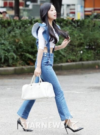 [★포토]조현, '독특한 패션'