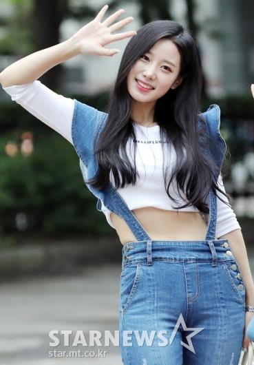 [★포토]조현, '허리라인 강조한 패션'