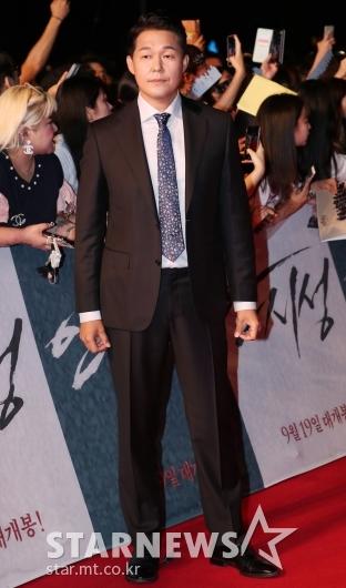 [★포토]박성웅, '가만히 있어도 넘치는 포스'