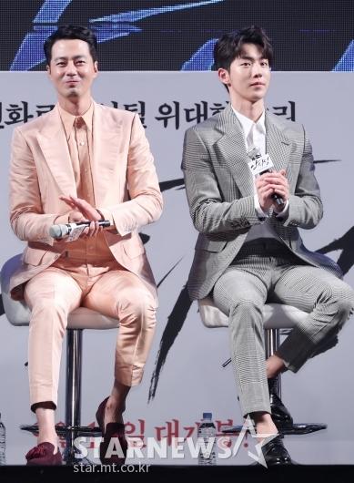[★포토]조인성-남주혁, '안구정화 투샷'