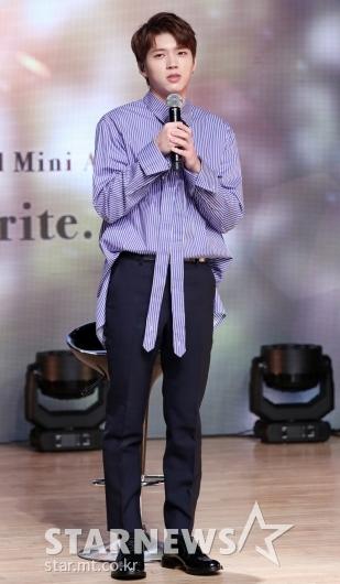[★포토]남우현, '인피니트 아닌 싱어송라이터로'