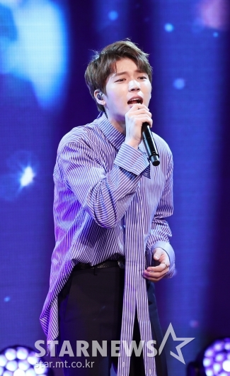 [★포토]남우현, '더욱 성장한 보컬'