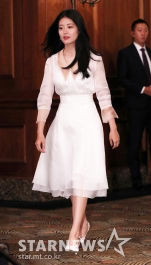 [★포토]남지현, '새하얀 원피스 입고 등장'