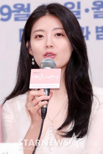 [★포토]남지현, '사극 드라마는 오랜만입니다'