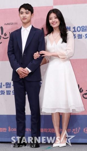 [★포토]도경수-남지현, '원득과 홍심의 100일 로맨스'