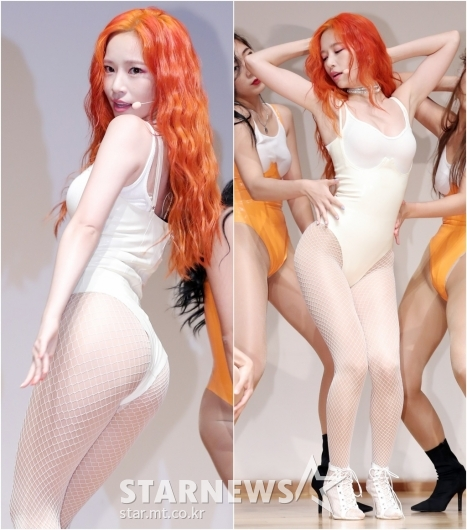 [★움짤]소리, '파격 솔로 섹시 데뷔'