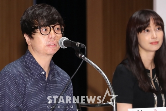 [★포토]영화 '뷰티풀 데이즈'의 윤재호 감독