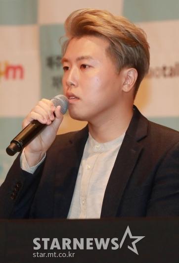 """[★포토]김동욱 PD """"편안한 방송 될 것"""""""