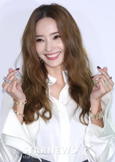 [★포토]한채영, 사랑스런 미소