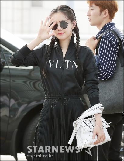 [★포토]손나은, '예쁨 한 가득'