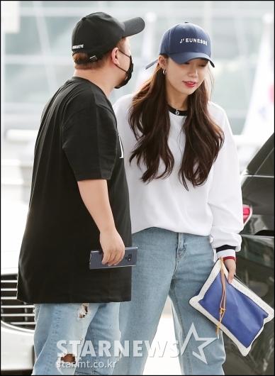 [★포토]허각-정은지, '우린 절친사이'
