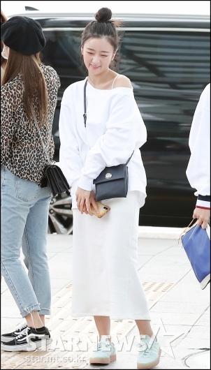 [★포토]윤보미, '오늘은 청순하고 싶어요'