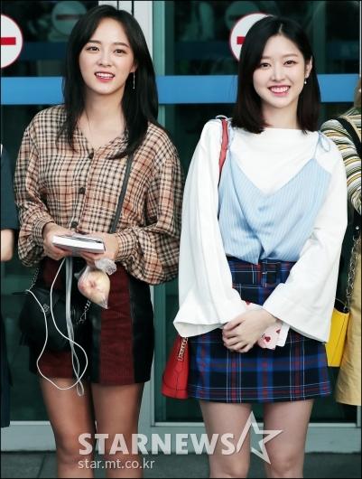[★포토]세정-미미, '예쁨 주의보'