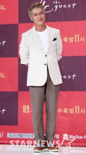 [★포토]박호산, '이미지 완벽 변신'