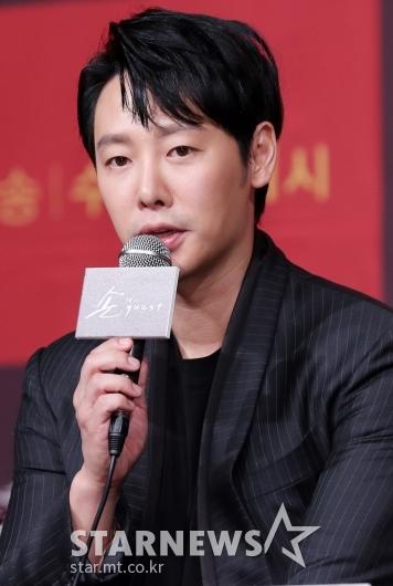 [★포토]김동욱, '드라마는 오랜만입니다'
