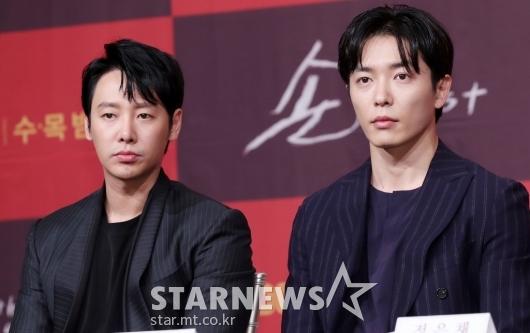 [★포토]김동욱-김재욱, '11년만에 돌아온 커피프린스'