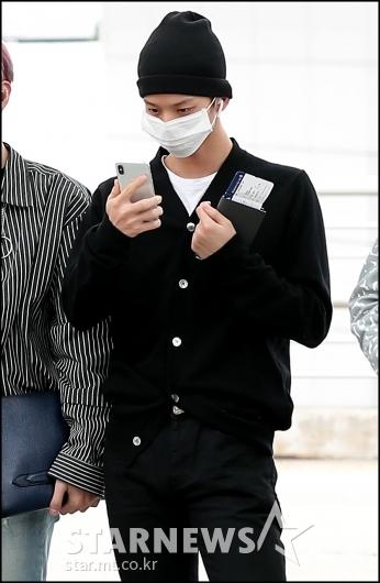 [★포토]배진영, '멋진 내 얼굴'
