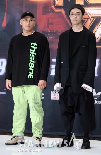 [★포토]포즈 취하는 스윙스-기리보이