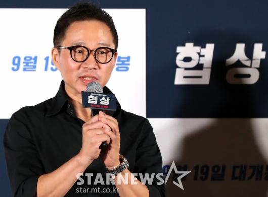 [★포토]이종석 감독, '손예진-현빈과 함께'