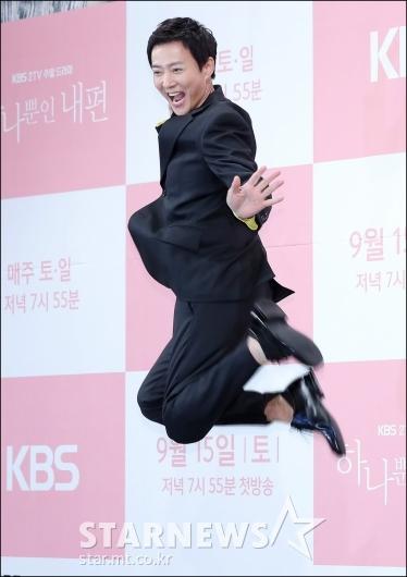 [★포토]최수종, '오랜만에 안방 복귀 너무 좋아'