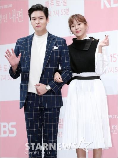 [★포토]이장우-유이, '선남선녀 커플'