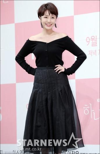 [★포토]윤진이, '잘 어울리는 숏컷 헤어'
