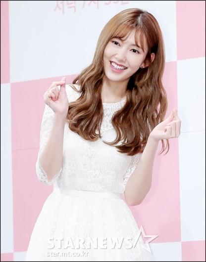 [★포토]나혜미, '에릭이 반한 미소'