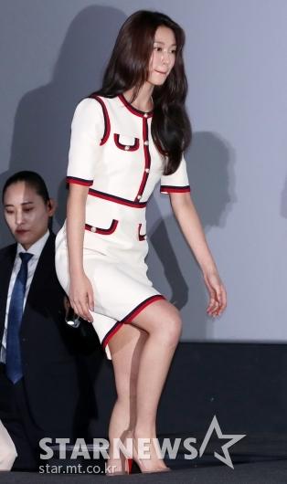 [★포토]설현, '긴장되는 발걸음'