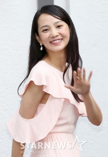 [★포토]윤승아, '미소 가득'