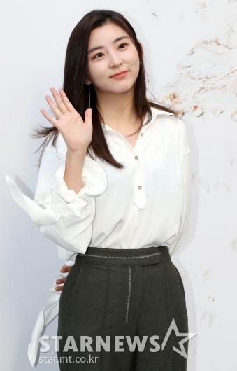 [★포토]권소현, '반가워요'