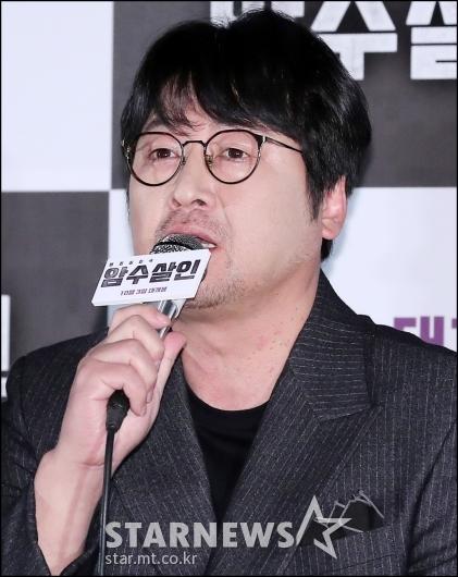 [★포토]김윤석, '또 형사로 돌아왔어요'