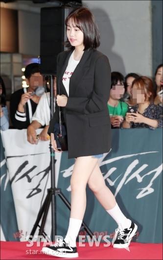 [★포토]김소혜, '귀엽게 총총총'