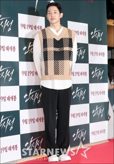 [★포토]정해인, '대세남의 극장 나들이'