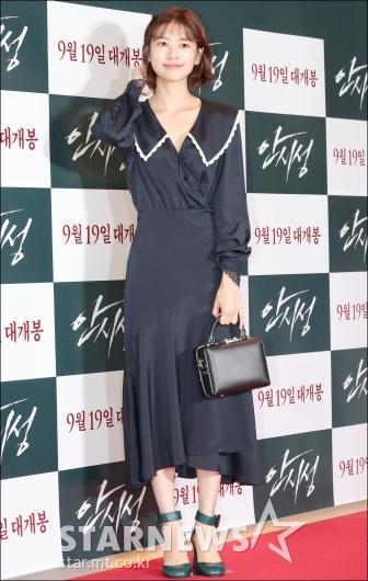 [★포토]정소민, '단아한 패션'