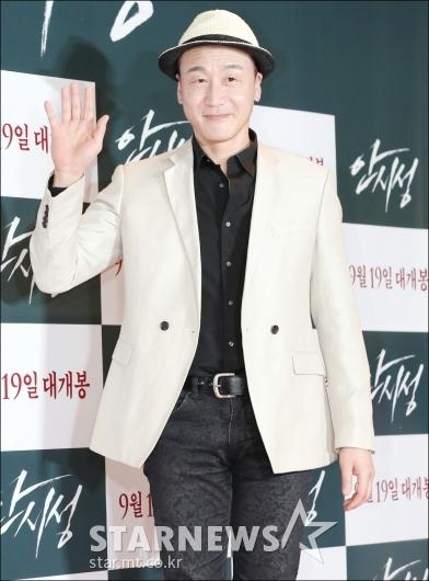 [★포토]김인우, '제가 빠질 수 없죠'
