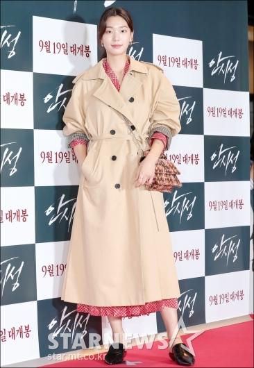 [★포토]이호정, '모델의 가을 패션'