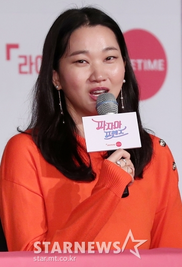 [★포토]장윤주, '게스트로 하정우씨 오셨으면'