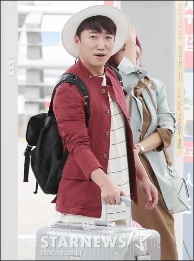 [★포토]장동민, '패션 어때요?'