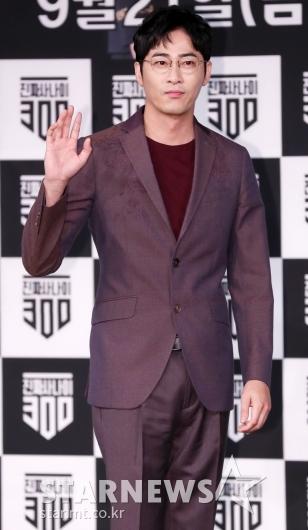 [★포토]강지환, '진짜사나이 300 출연'