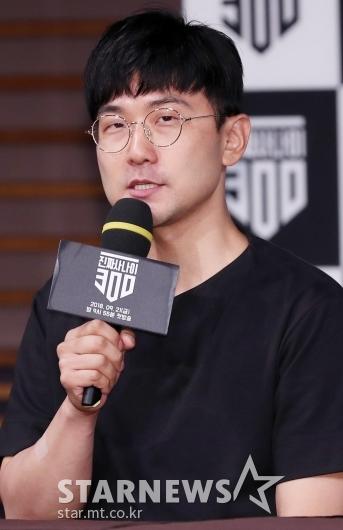 [★포토]'진짜사나이 300'의 장승민 연출