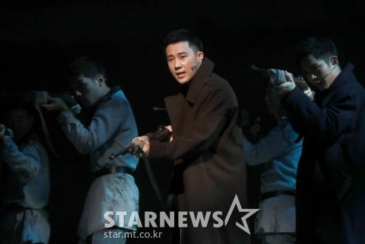 [★포토]성규 '다 덤벼라!'