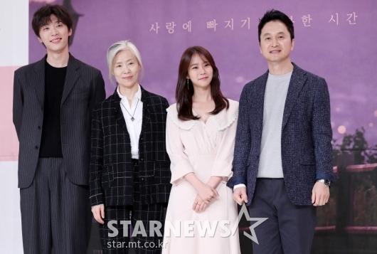 [★포토]드라마 '열두밤'의 훈훈한 분위기