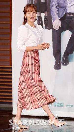 [★포토]소유진, '경쾌한 발걸음'
