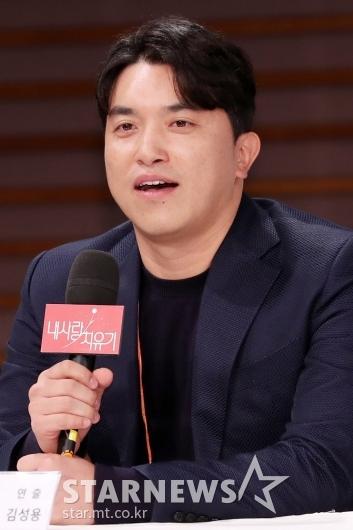 [★포토]드라마 '내사랑 치유기'의 김석용 PD