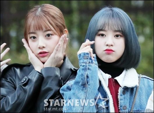 [★포토]이현주-앤씨아, '과즙미 폭발'