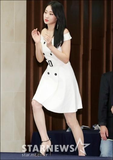 [★포토]경리, '순백의 청순 자태'