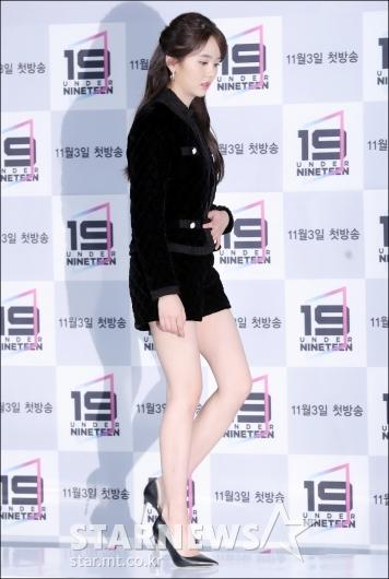 [★포토]김소현, '19세의 완벽한 비율'